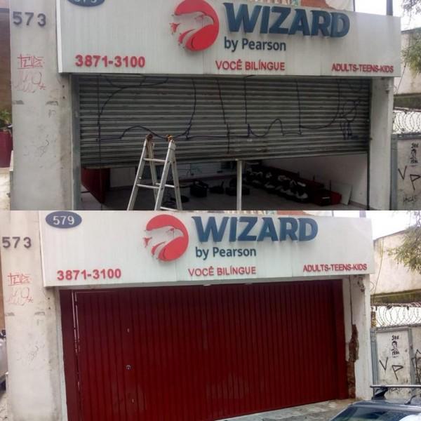 Empresa de manutenção de portão de enrolar