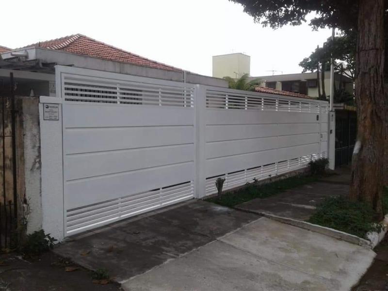 Manutenção de portão eletronico
