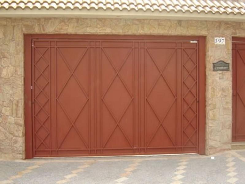 Portão automático garagem preço
