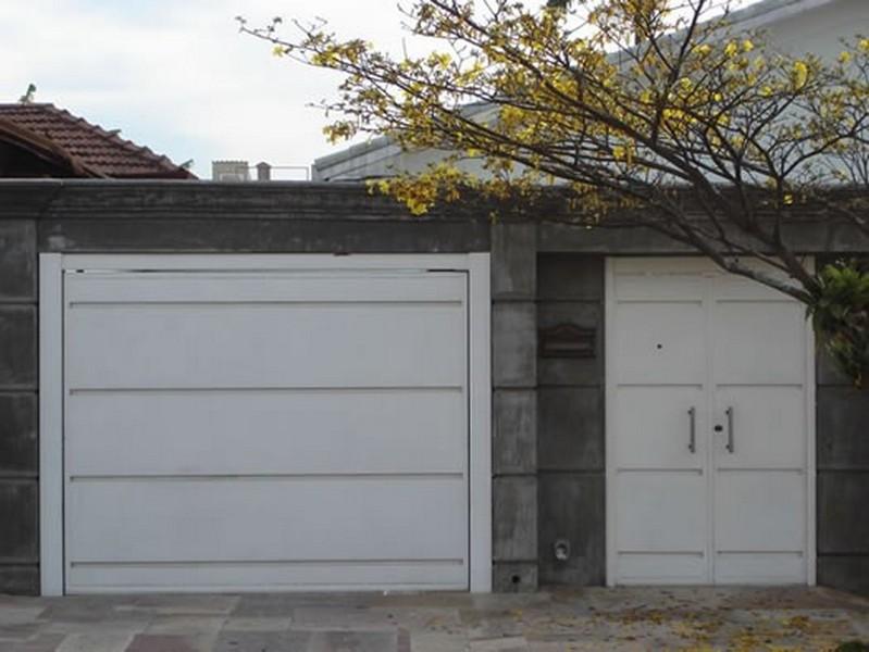 Portões automáticos galvanizados