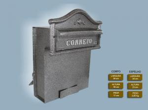 Caixa de Correio – REF 009