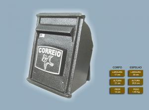 Caixa de Correio – REF 016