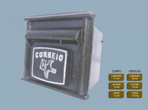 Caixa de Correio – REF 018