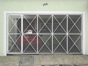Portão Automático – Aço Tubular – ATT – 01