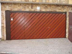 Portão Automático – Deck Madeira Diagonal – DMD – 03