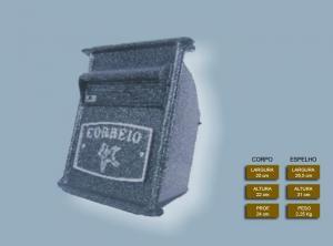 Caixa de Correio – REF 017