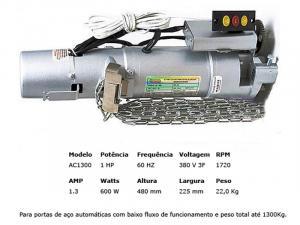 Motor para Portas 3