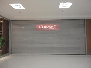 Porta de Enrolar – Lisa Fechada – Modelo – PMC01-08