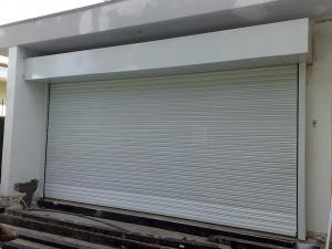 Porta de Enrolar – Transvision (perfurada) – Modelo – PTV01-26