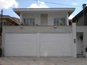 Portão Automático Aço Perfil Veneziana – APV – 01