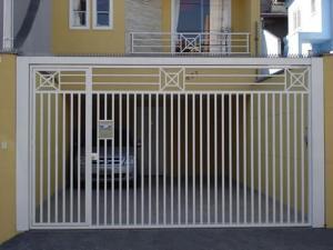 Portão Automático – Aço Tubular – ATV – 13