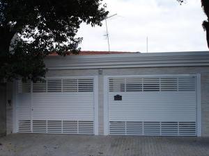 Portão Automático Aço Tubular Horizontal – ATH – 01-B