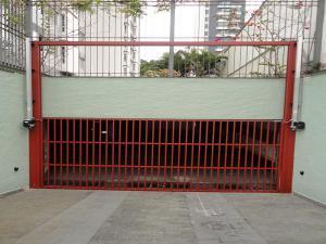 Portão Automático Guilhotina