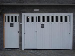 Portão Automático – Lambril em Aço Galvanizado – LAG – 02