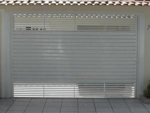 Portão Automático – Lambril em Aço Galvanizado – LAG – 03